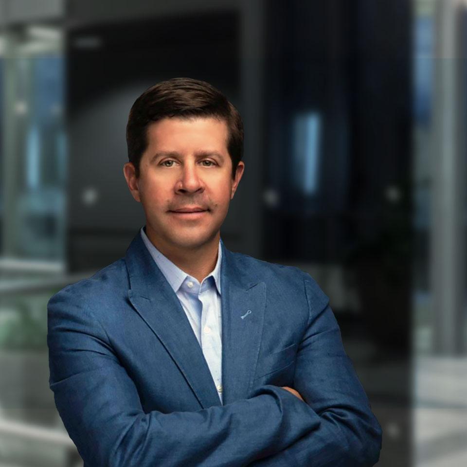 Steven Terry President of Sena-Tech