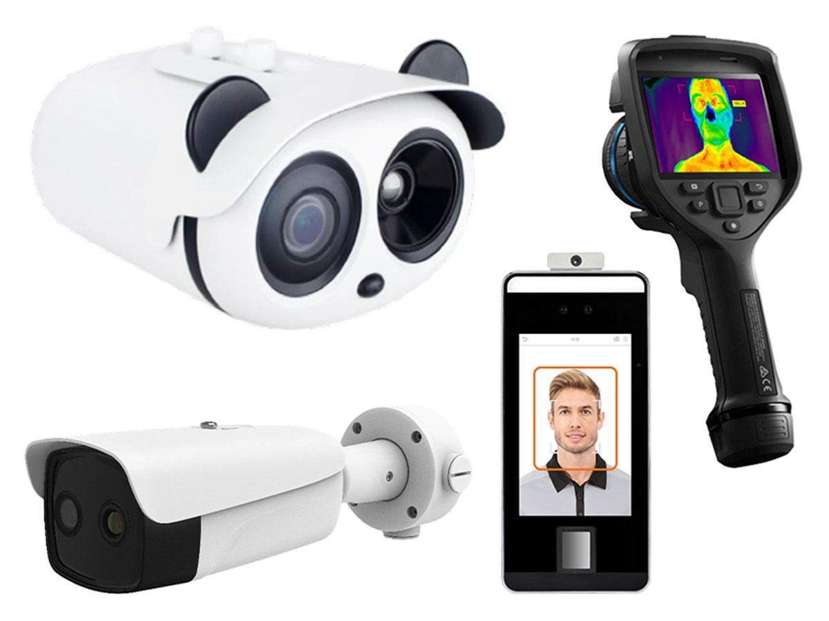 sena-tech thermal camera EBT scanning