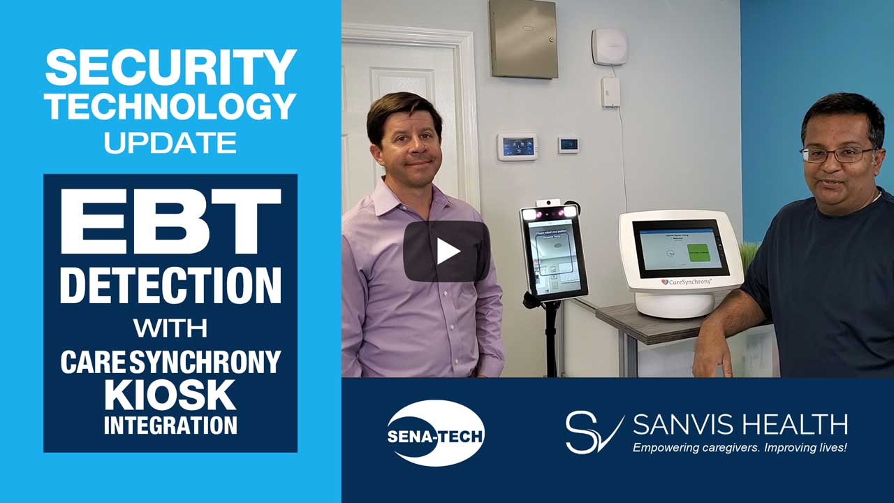ebt detection caresynchrony kiosk video